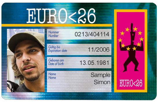 karta euro 26