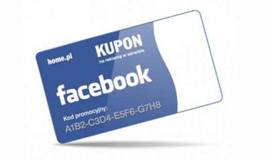 kupon facebook