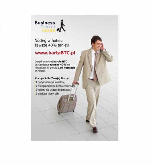 karta business travel card