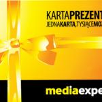 karta prezentowa media expert