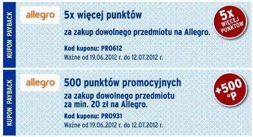 kody allegro payback